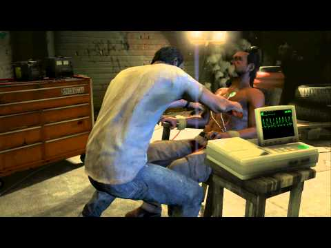 Grand Theft Auto 5 Walkthrough Part 23: By The Books