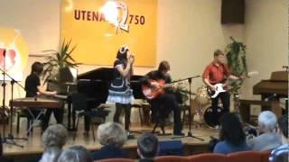 """Festival """"Ave, Vita"""" in Utena, Lithuania 2011. Last Summer Day - Išdrįsk svajoti ( acoustic )"""