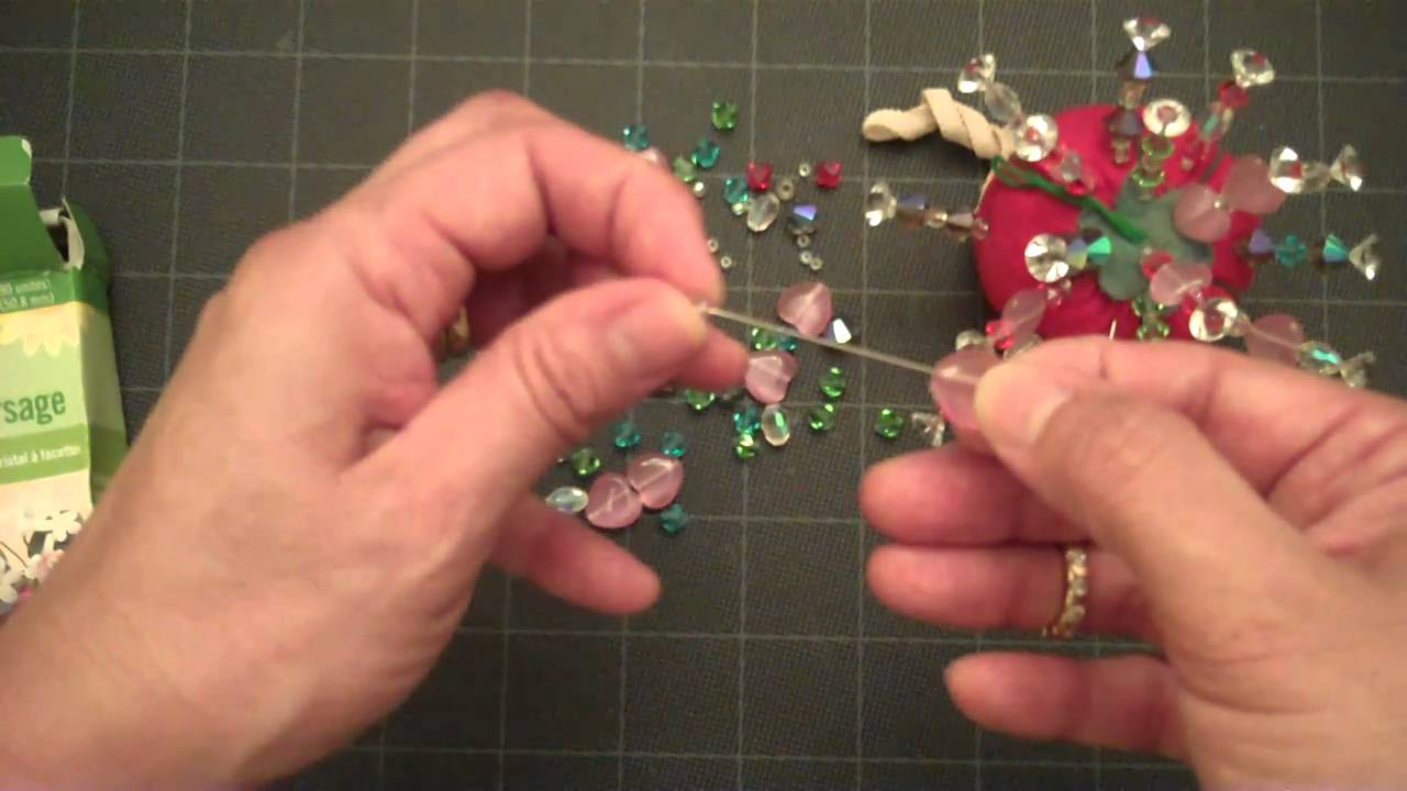 How To Make Stick Pins Youtube