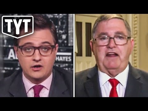 Chris Hayes STUNNED By Republican's Inhumanity