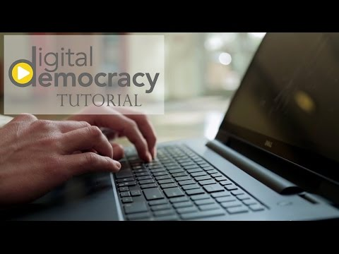 See How New Google-like Tool Empowers Advocacy Orgs
