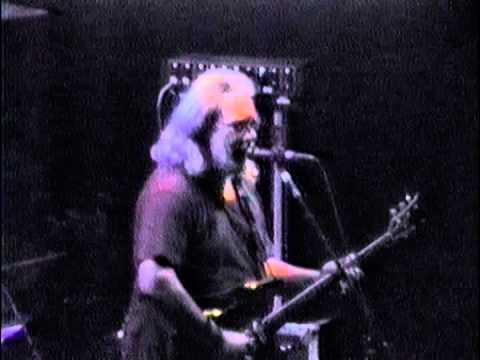 Jerry Garcia Band Uniondale, NY 9 6 89 Matrix  complete