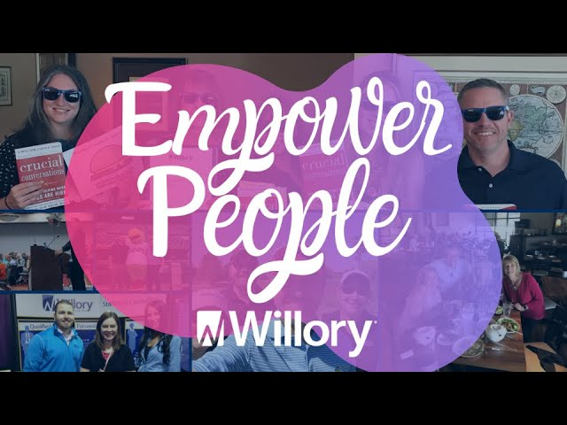 We Empower People: Willory Tenth Anniversary Video