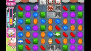 Candy Crush Saga - level 970 (3 star, No boosters)