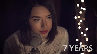 7 Years - Lukas Graham (French Version | Version Française) Cover - Chloé