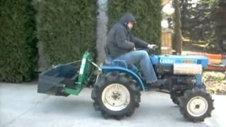 ISEKI TX 1500 traktorki ogrodnicze, ciągniki rolnicze, www.redmet.pl