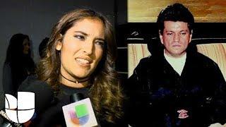 Hija de Sergio Andrade revela lo que piensa de su padre