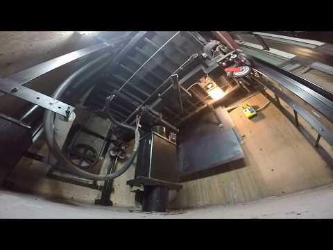 5 Year elevator buffer safety test @500FPM
