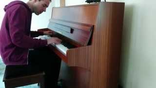 Baixar Powerless, by Rudimental ft Becky Hill, Piano cover by Nige B