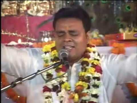 LADO PYAR TERA HUM PANE LIVE by shivam goyal ji||super hit radha krishna bhajan||