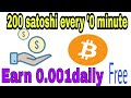 Earn Free Bitcoin / Top Highest Paying Bitcoin Faucet