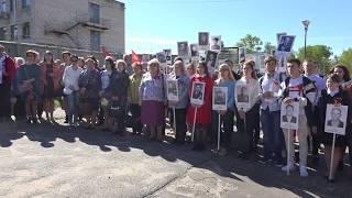 Торжественный митинг у Памятника рабочим Савёловского машиностроительного завода от 09 мая 2018 года