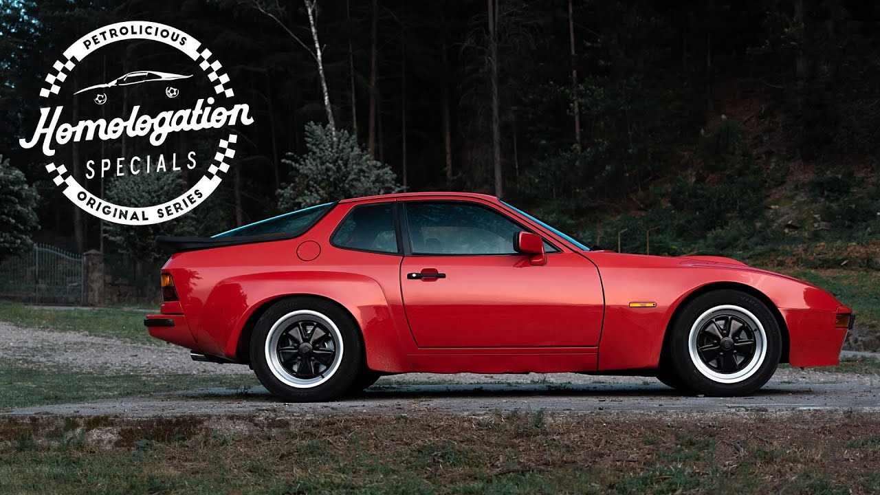 1980 Porsche 924 Carrera GT: From Entry-Level To Homologation Special