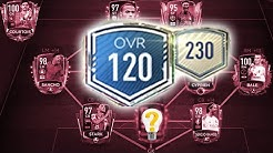 HUGE 120 OVR TEAM UPGRADE! 2 NEW ICONS! FIFA MOBILE 20