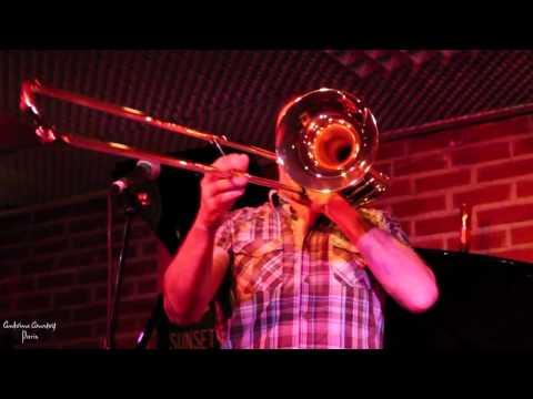 Phil Abraham: Jazz au Sunset club + Interview | Antoine Courtois Paris