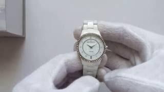 Skagen 347SSXWC часы женские кварцевые видео обзор
