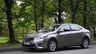 видео Характеристики одиннадцатого поколения Тойота Королла ( Toyota Corolla ) 2014