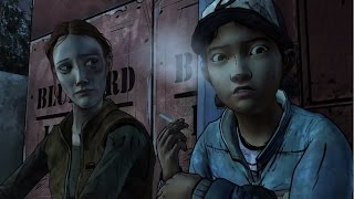 Repeat youtube video Clementine funny moments: drinks and smokes