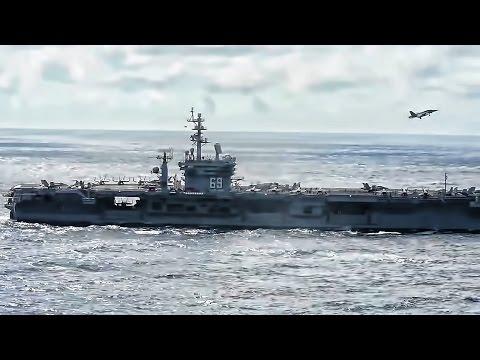 USS Dwight D. Eisenhower (CVN-69) • Aircraft Carrier (USN)