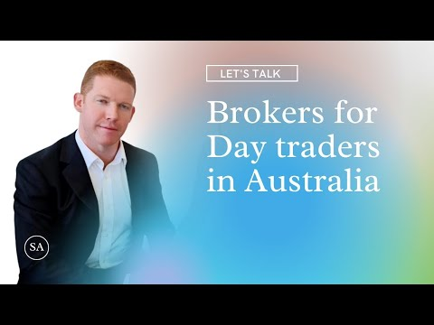 Brokers for day traders in Australia