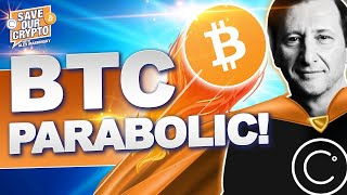 BITCOIN: ANOTHER PARABOLIC MOVE IMMINENT! DEFI RATES EXPLODE - HERE IS WHY!