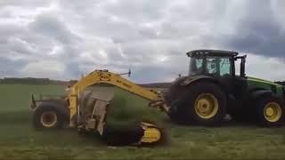 Niesamowite maszyny rolnicze! Awesome agricultural machines