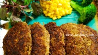 Kotlet cutlet (Recipe) persian meat patties