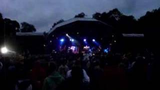 Embrace No Use Crying Belladrum 2006