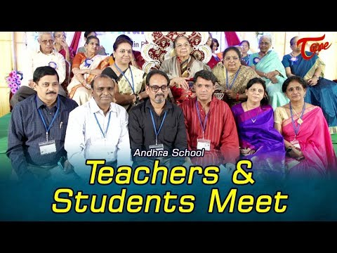 Teachers & Students Meet || Andhra School, New Delhi