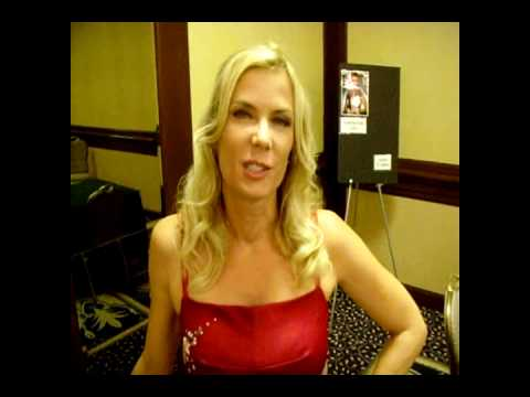 Katherine Kelly Lang (Brooke Logan) and Jack Wagner (Nick Ma