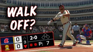ONE SWING CAN WIN THE GAME! MLB THE SHOW 18 BATTLE ROYALE