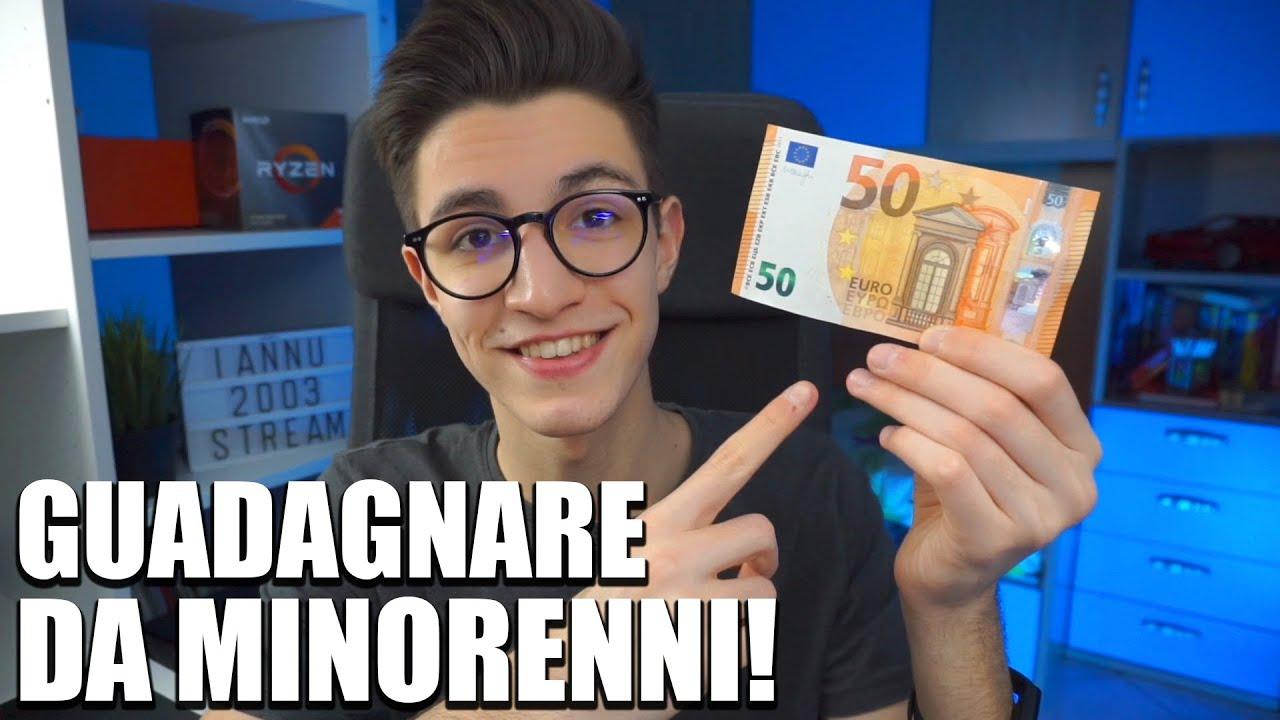 Come guadagnare soldi a 16 anni: [6 Modi per fare soldi]