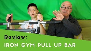 Review: Iron Gym Pull-up Bar
