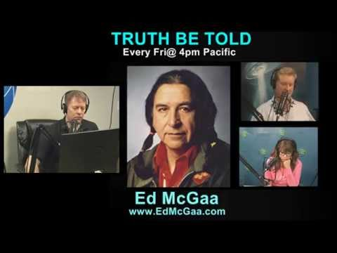 Ed McGaa, Native American Author speaks on Spirituality with Truth Be Told