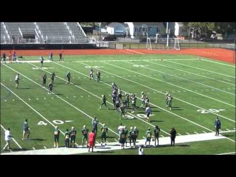 2013 Football Highlights of Alfonso & Alonzo Robinson