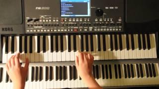 Bésame mucho аккорды для синтезатора медленно