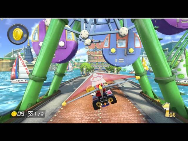 Mario Kart 8 - Cemu 1.5.4 (wii U Emulator)