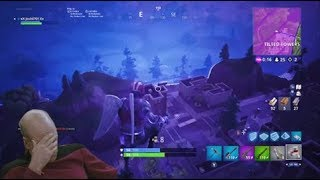 My Biggest Fortnite Fail Ever...