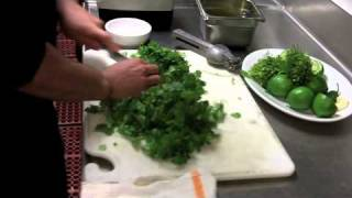 Cilantro Lime Rice Tutorial With Chef Ryan Rose