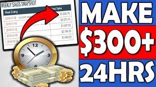 Make Up To $300+ in 24 Hrs As a Complete BROKE Beginner (MAKE MONEY ONLINE)