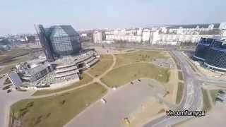 Национальная библиотека г. Минск