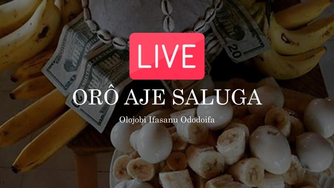 Download Live - Orô Aje Saluga & Èsú Alaje #Olojobi #Candomblé #Ifá #Orixás
