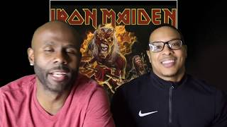Iron Maiden - Hallowed Be Thy Name (REACTION!!!)