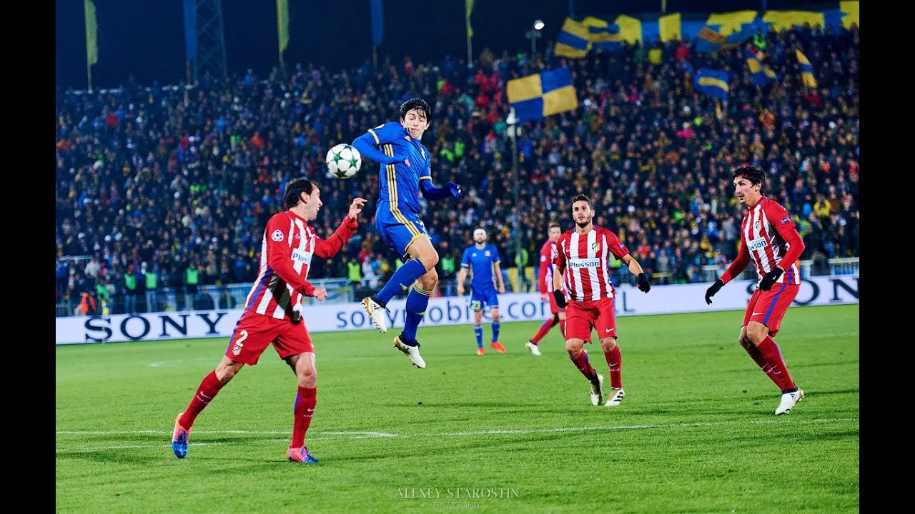 """Download Champions League. """"Rostov"""" - """"Atlético"""" Madrid. Highlights"""