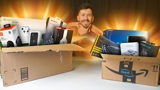 Massive $2,500 Amazon Prime Day Unboxing!!