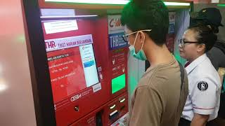 Download Video Cara Beli Tiket Harian Berjaminan (THB) di Vending Machine Stasiun Kereta Api MP3 3GP MP4