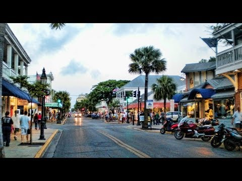 Duval Street - Key West Florida West Tour
