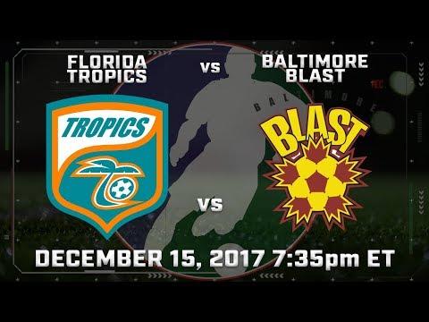 Florida Tropics vs Baltimore Blast