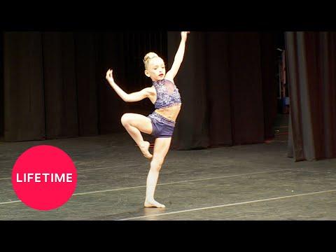 "Dance Moms: Full Dance: Lilliana's ""Blue Moon"" Solo (Season 7, Episode 22) | Lifetime"