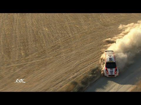 Cyprus Rally 2017 - Denktas on SS1